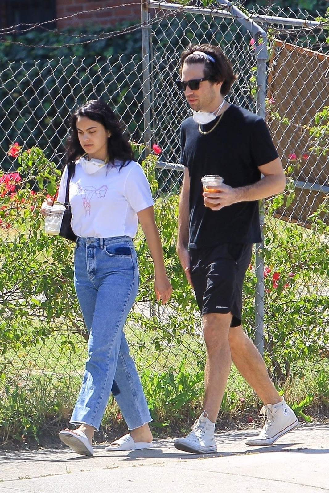 Camila Mendes Out and About in Los Angeles, 05.08.2020 2