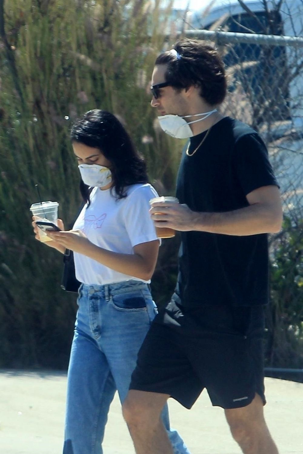 Camila Mendes Out and About in Los Angeles, 05.08.2020 6