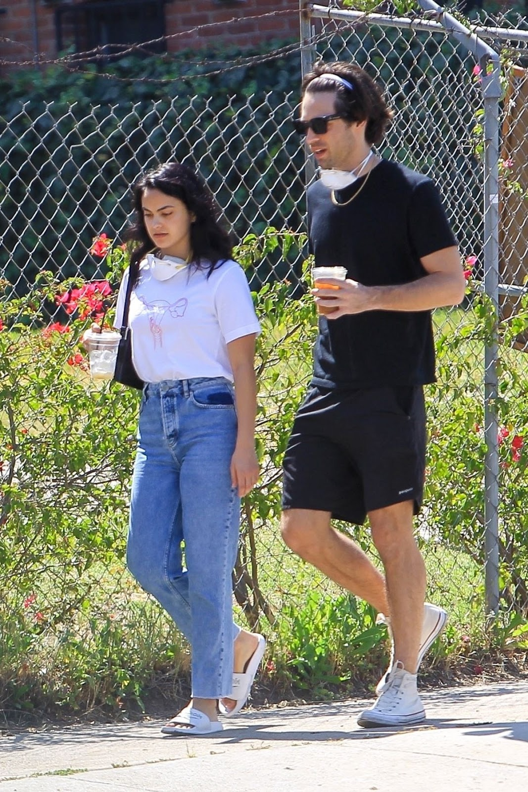 Camila Mendes Out and About in Los Angeles, 05.08.2020 8