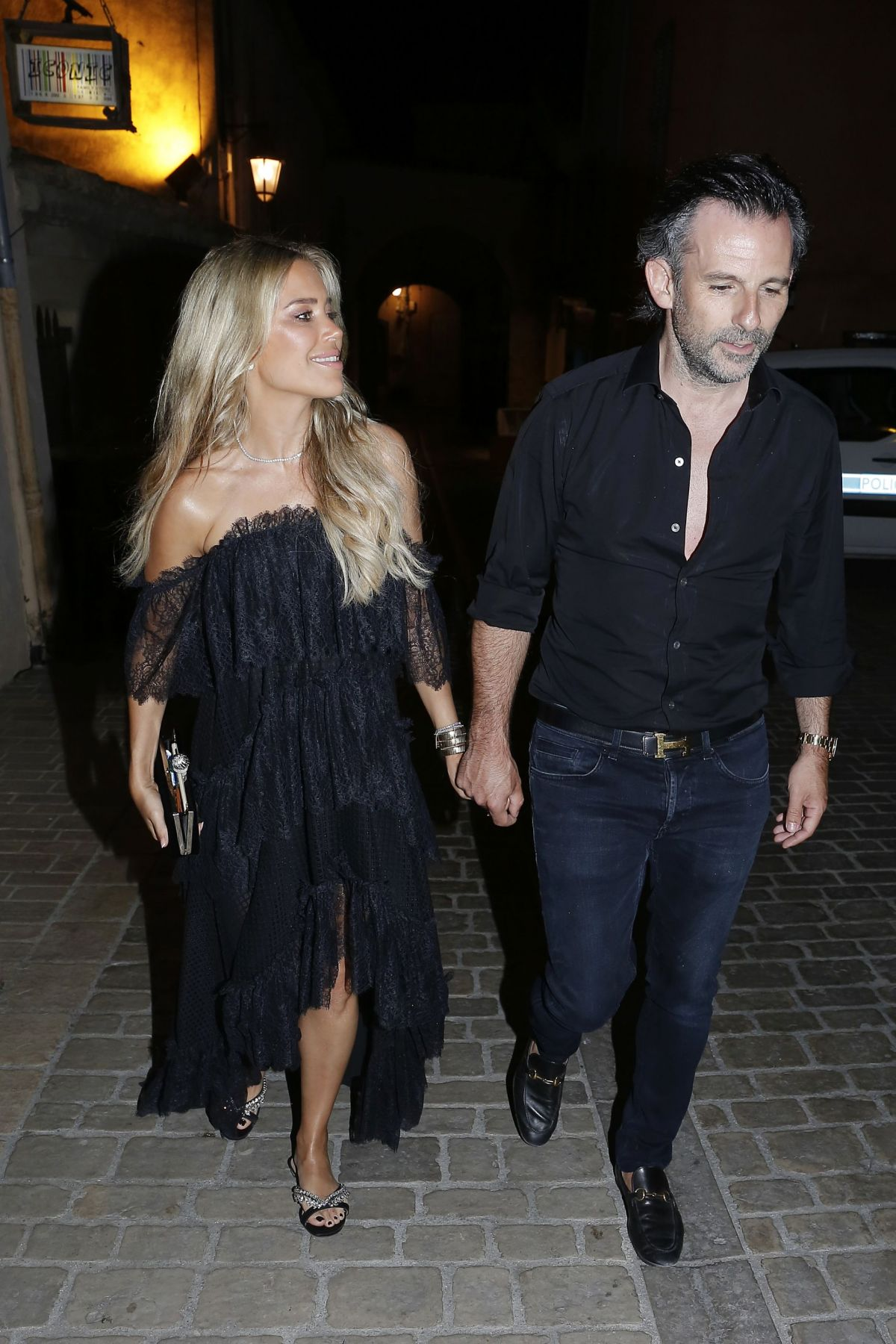 Sylvie Meis Night Out In Saint Tropez 06 21 2020 Selebs Of World