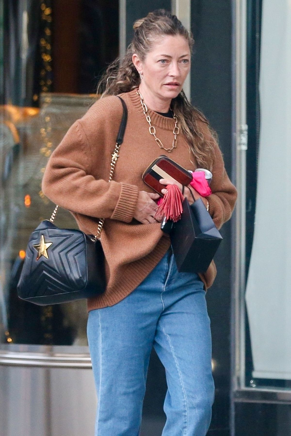 REBECCA GAYHEART Out and About in Beverly Hills 03/02/2020