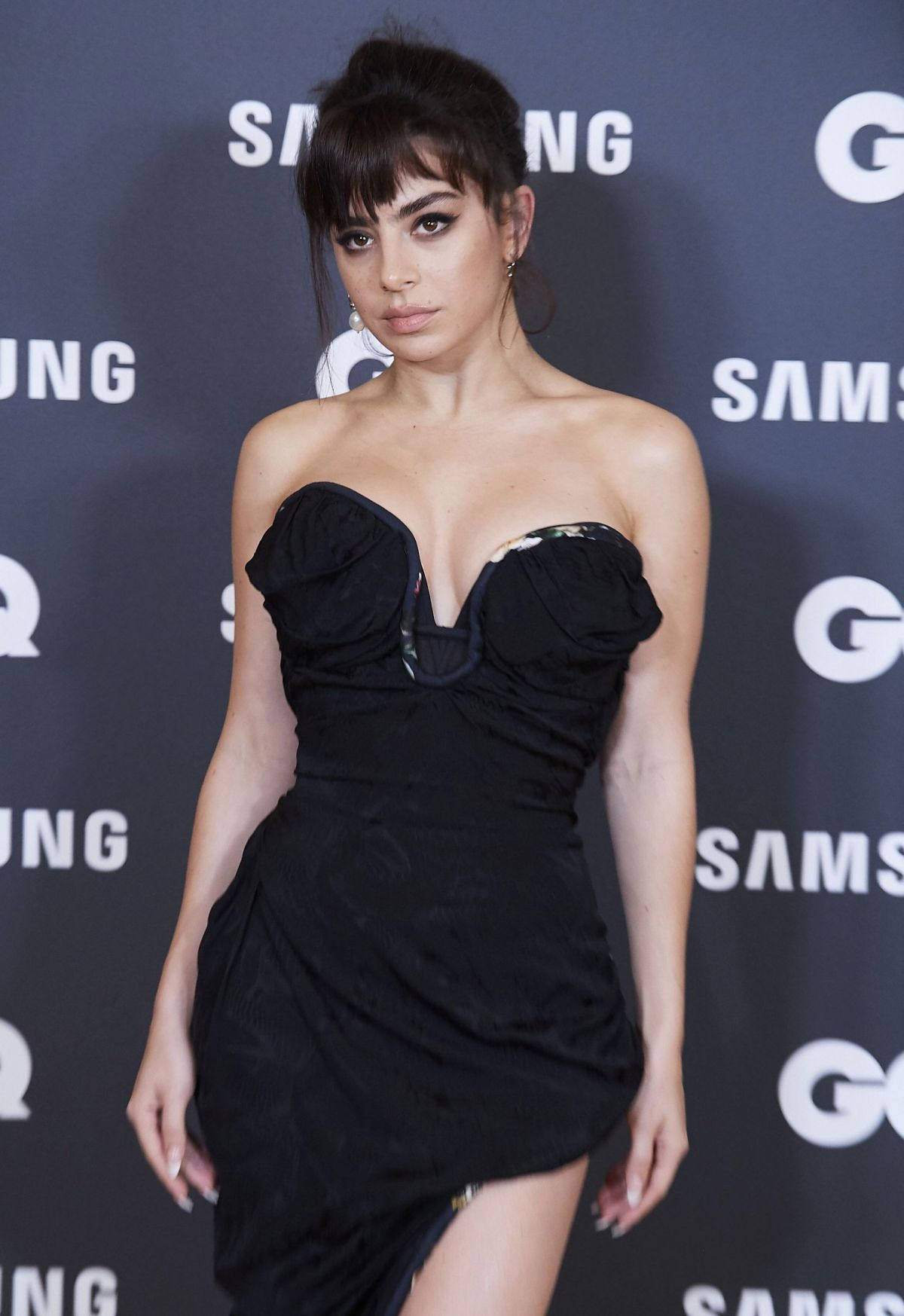 CHARLI XCX at GQ Men of the Year Awards 2017 in London 09