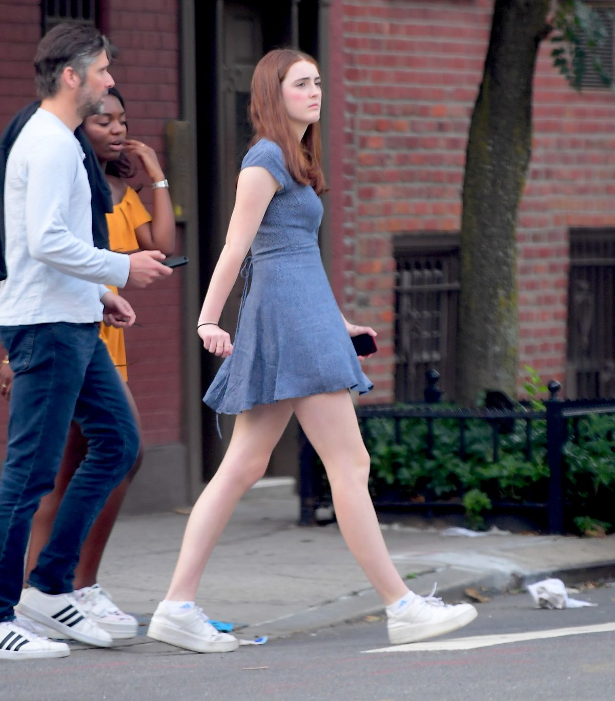 Julianne Moore and Her Daughter Liv Freundlich Out in New York, 06.23.2019 7