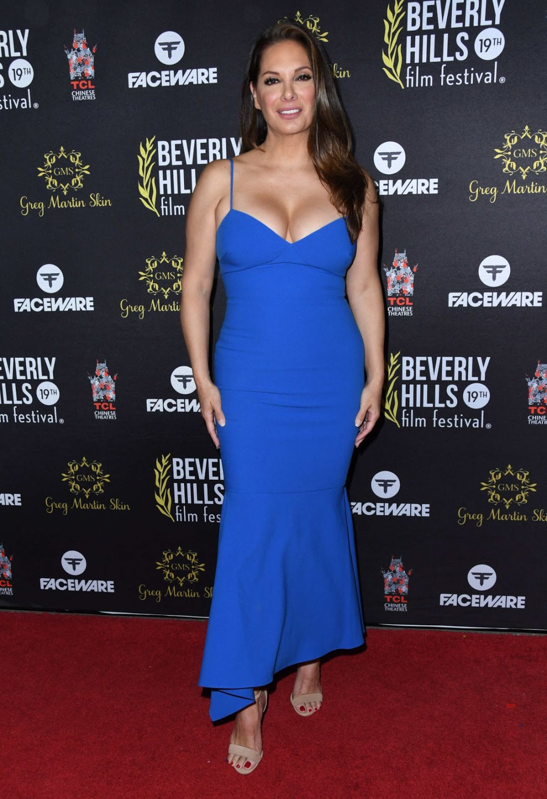 Alex Meneses at Beverly Hills Film Festival Opening Night in Hollywood, 04.03.2019 1