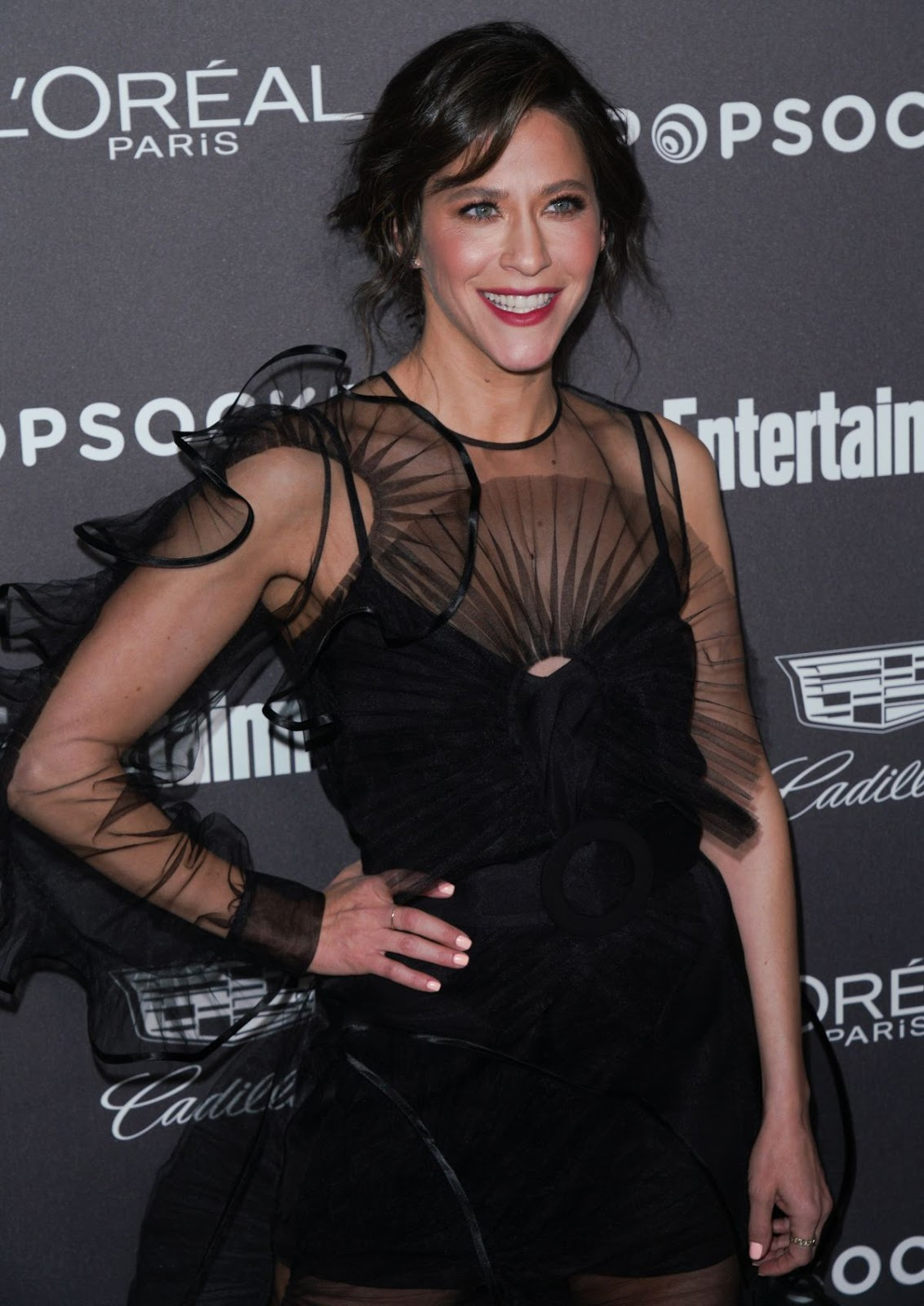 Jackie Tohn at Entertainment Weekly Pre-sag Party in Los Angeles, 01.26.2019 6