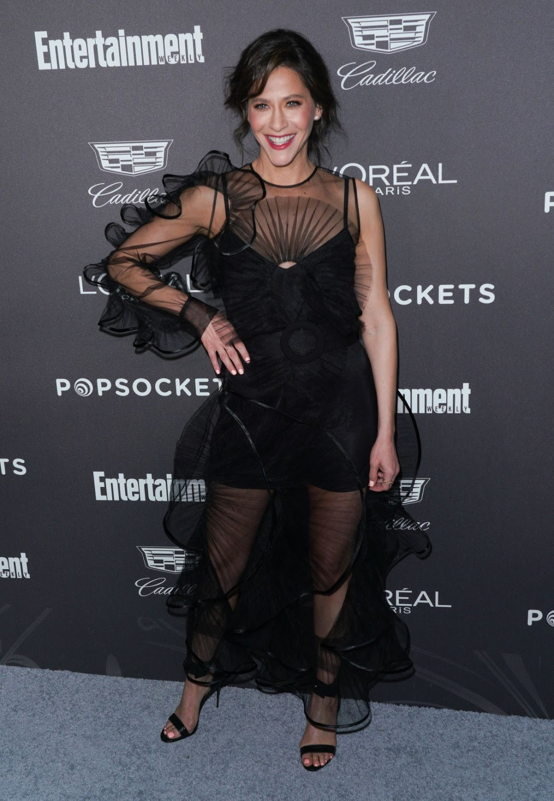 Jackie Tohn at Entertainment Weekly Pre-sag Party in Los Angeles, 01.26.2019 7